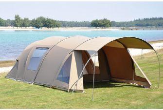 Optionales Vordach für das Falco Havik 4600 Zelt