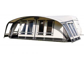 Vorzelt Unico Rimini 320 - Carbon/Schwarz