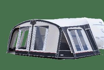 Vorzelt Unico Turijn 320 - Antr./L.Grey