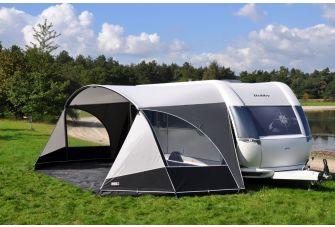 Wohnwagenmarkise Unico Verona Carbon/Grau