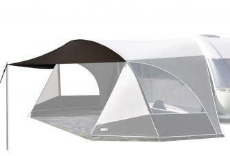 Vordach Unico Turijn - Antraciet/Light Grey